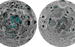H2O is out of this world: scientists discover water on moon