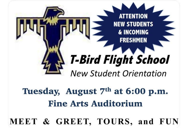 Meet the T-Bird Night to be held August 7th