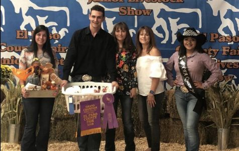 FFA place first, second in El Paso County Fair