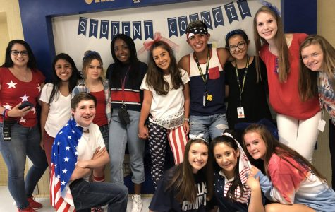 Football season ushers in spirit days