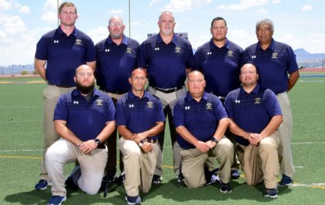 Football team welcomes new coaches