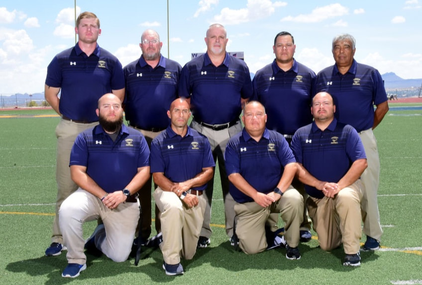 The 2018 coaching staff look forward to a successful season.