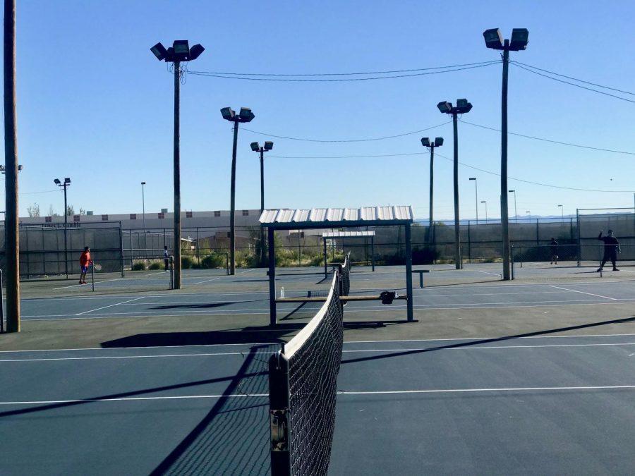 Ellis Tennis Center