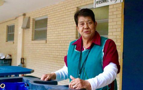 Faces of Coronado: Delia Briones