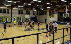Basketball teams prepare for the 2018-2019 season
