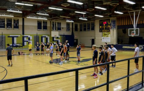 Basketball teams prepare for the 2018-2019 season