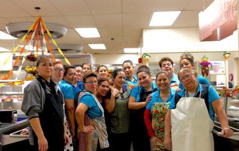 Faces of Coronado: Cafeteria Staff