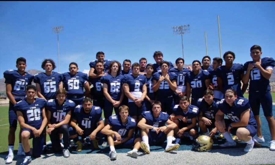 Top Row (Left to Right) - David Lemaster, Sebastian Macias, Matthew Solis, Seth Grossman, David Moreno, James Parker, Dom Varela, Juan Pablo Romero, Garrett Slaughter, Drew Little, Jack Niland, Nate Seufert, Brycen Horn, Christian Perez, Justin Arroyo, Andrew Abarca, Edward Seabrook, Ethan Arroyo. Bottom Row (Left to Right)- Emilio Suede, Malcolm Lyn, Pedro Larrios, Taylor Vickers, Carter McFadin, Ryan Uranga, Nate Ramirez, Tommy Barrett.