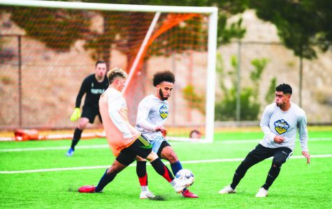 El Paso Locomotive brings soccer to the Sun City