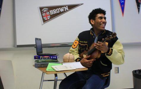 Senior Isaiah Dawkins will attend Brown University on a full-ride scholarship.