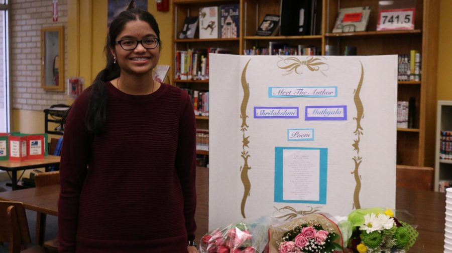 Sophomore wins city-wide literature contest
