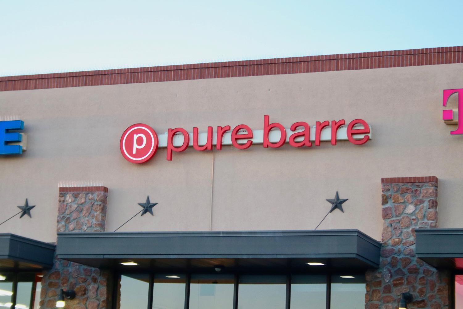 Pure Barre workouts take 45 to 50 minutes and students can choose how often they attend.