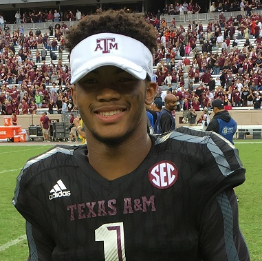 Kyler Murray predicted to be a popular pick for the NFL draft.