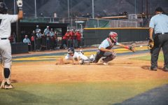 Playoff race heats up as baseball team ends season