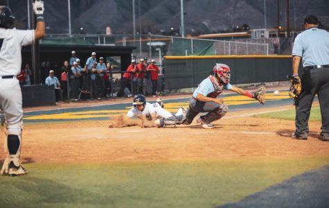 Playoff race heats up as baseball team ends season