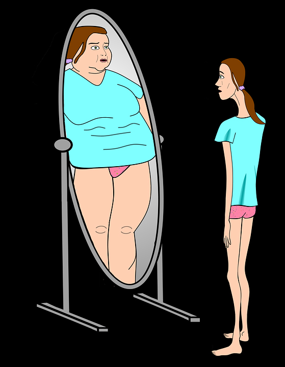 Eating Disorders Are Still Taboo