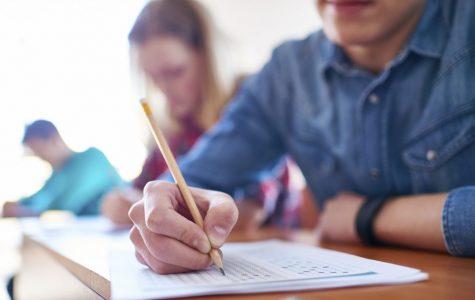 Students register for AP Testing
