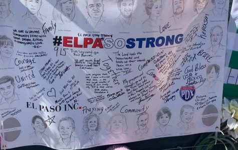 #ElPasoStrong: Mass Shooting and Community Spirit
