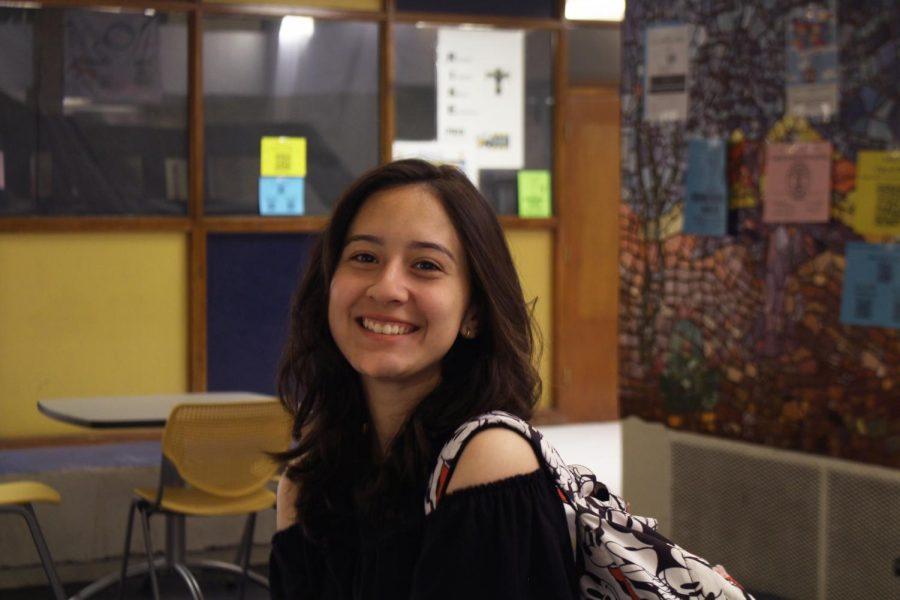 Faces of Coronado: Carolina Tarin
