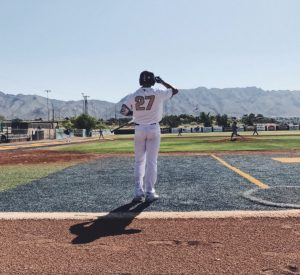 Coronado alumni, like Dom Grissom (shown here), are making a splash at the athletic programs of universities across the country.