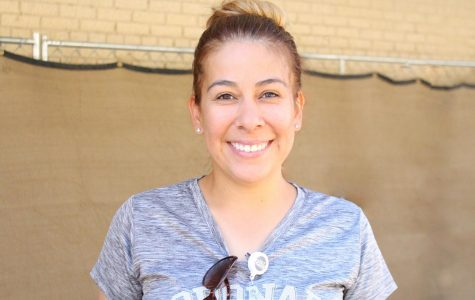 Faces of Coronado: Nancy Sarmiento