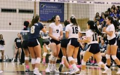 Volleyball gears up for district against Franklin
