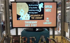 Halloween open mic to offer frightfully good entertainment
