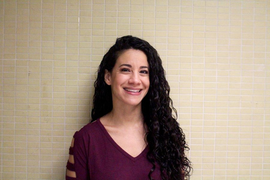Faces of Coronado: Ms. Hernandez