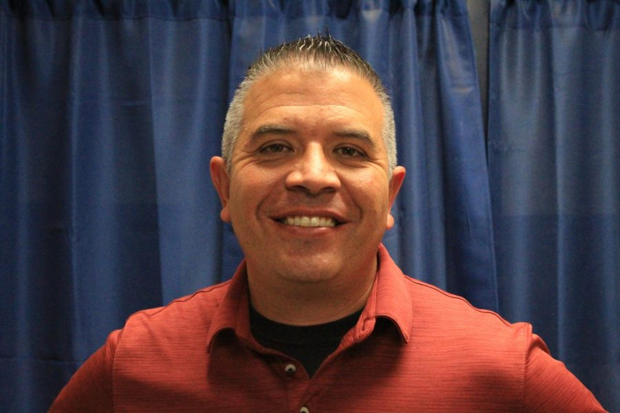 Mr.+Mark+Saenz%2C+who+has+played+a+major+role+in+the+Coronado+Band+for+many+years%2C+will+be+transferring+to+a+position+at+the+EPISD+level+after+Thanksgiving+break.