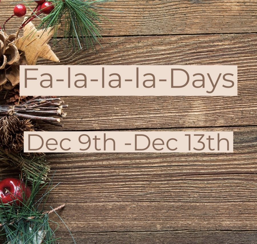 Student+Council+is+kicking+off+the+holiday+season+with+dress+up+days.