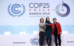 United Nations climate change conference in Madrid begins