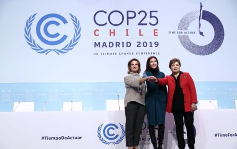 Three women will run the United Nations Framework Convention on Climate Change: Spanish minister Teresa Ribera, COP President Carolina Schmidt and UN Climate Chief Patricia Espinosa.
