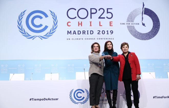 Three+women+will+run+the+United+Nations+Framework+Convention+on+Climate+Change%3A+Spanish+minister+Teresa+Ribera%2C+COP+President+Carolina+Schmidt+and+UN+Climate+Chief+Patricia+Espinosa.