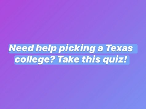 Choosing a college in Texas can be tricky because of all of the options. Here is some advice.