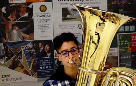 Photo of the Day: Band Student