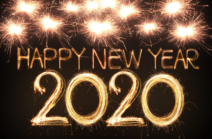The New Year gives everyone the chance to start fresh and plan for the future.