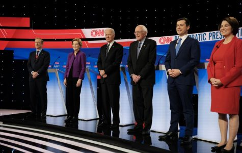 On Jan. 14, 2020 the Democratic Party held the final debate before the Iowa Caucus.