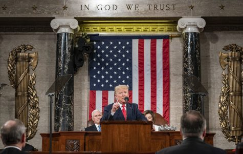State of the Union Address takes place