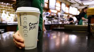 Did you know that the dairy you put in your coffee is responsible for significant amounts of carbon emissions? Starbucks CEO Kevin Johnson has come up with a plan to reduce those emissions by 50% in the year 2030.