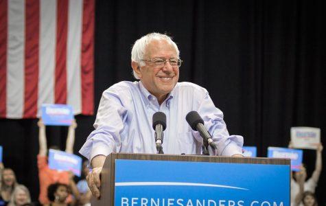 Bernie Sanders holds rally in El Paso