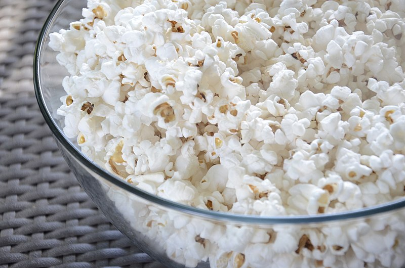 Movies and TV shows are growing more popular during stay-at-home orders. When you're watching, don't forget the snacks!