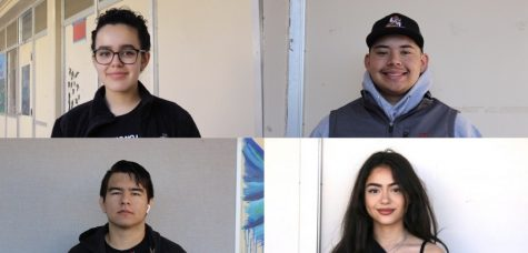 Nicole Poissant, Ramon Garcia, Irvin Gonzalez, and Nailea Devora all have different passions. What do they share in common? They are all Coronado students who have dedicated countless hours towards their future careers.