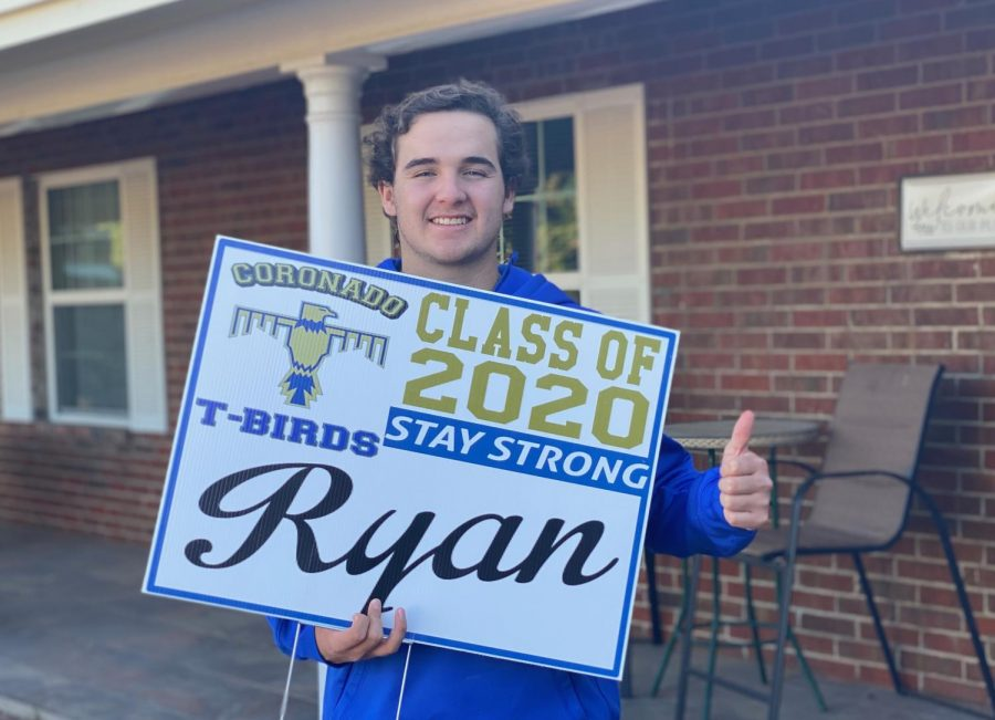 Goodbye Coronado (it's been fun): Ryan Fennell