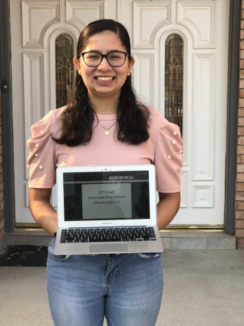 "My first day of school photo looked a little different this year, namely a laptop with ""12th Grade - Coronado High School (Zoom Edition)"" typed on a Word document. Virtual school can be beneficial, but students need to take a few steps to make the most of their experience."