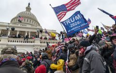 Former president Trump's unproven claims of a stolen election caused anger and resentment among his base for some time. These feelings reached a dangerous peak during the Capitol riot on Jan. 6. The Senate decided on Feb. 13 to acquit Trump of charges related to him inciting the insurrection.