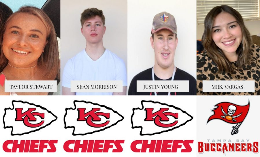 The Explorer sports staff predicts who will win Super Bowl LV, which will take place on Feb. 7.