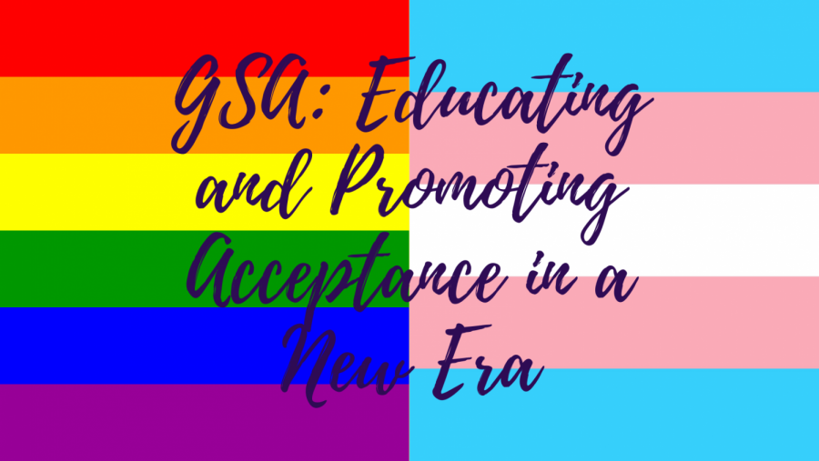 The Gender Sexuality Alliance (GSA) explores the history of the LGBT community, addresses the issues of today, and looks forward to the future.