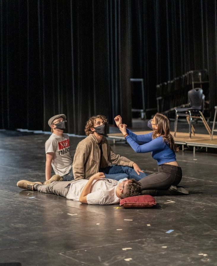 Theatre prepares for first play in a year