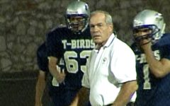 Coach Don Brooks passed away at the end of April. He will be remembered for his tremendous contributions to the Coronado football team and his outstanding character.