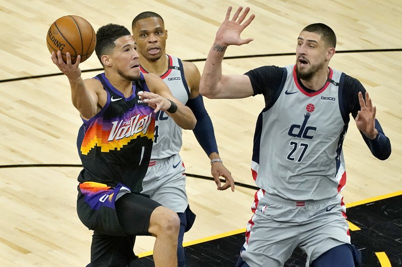 The NBA and other sports organizations have made their games more similar to those in pre-pandemic times, which excites fans.